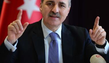 Numan Kurtulmuş'tan referandum iddialarına sert çıkış