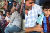 Trabzonsporlu Çocuk Taraftarın Formasının Çıkarılmasına Tepki