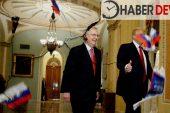 Trump'a Rusya bayrağı şoku!