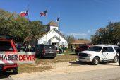 ABD'de büyük şok! Teksas'ta kiliseye kanlı saldırı!
