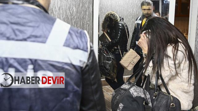"""Başkentte polisi bile şok eden """"jakuzi"""" operasyonu!"""