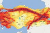 Türkiye'nin deprem haritası yenilendi…