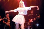 Aleyna Tilki Celine Dion'dan ders aldı!