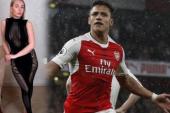 Arsenal'in Ünlü futbolcusundan skandal hareket!