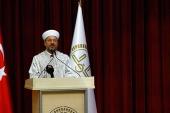 Diyanet İşleri Başkanı Erbaş'tan açıklama…