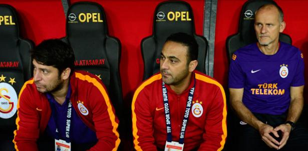 Galatasaray, Hasan Şaş, Ümit Davala ve Taffarel'i KAP'a bildirdi…