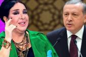 Nur Yerlitaş Cumhurbaşkanı Erdoğan'ın fotoğrafını paylaştı