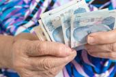Sigortasız yaşlılara 1395 lira maaş
