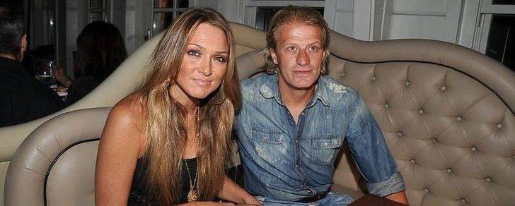 Tugay Kerimoğlu'nun eski eşi Etkin Ünal tüm futbolcu eşlerini peşinden sürüklerdi