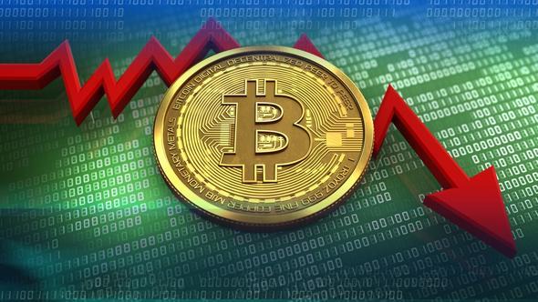 Bitcoin 9 bin doların altına düştü