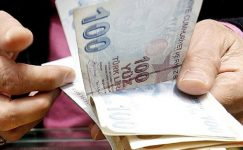 Emekliye 1632 lira maaş