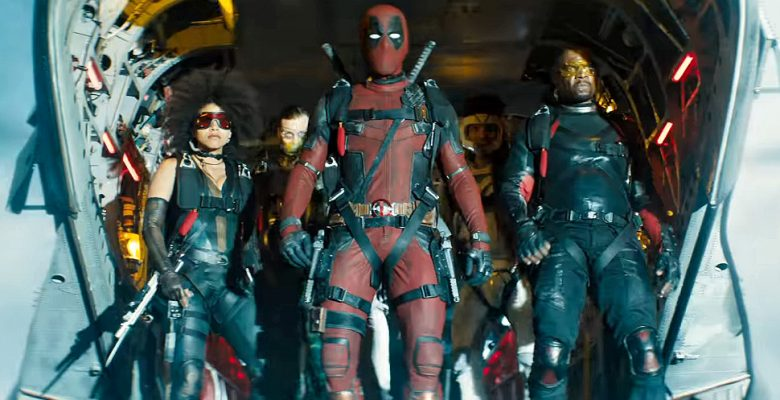 Deadpool 2 Türkçe Dublaj İzle