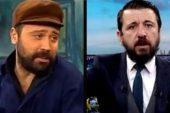 Oyuncu Parlak'tan Akit TV sunucusuna: Etiler'deyiz, Cihangir'deyiz gel