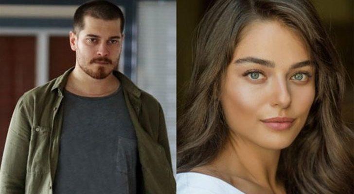 Çağatay Ulusoy ve Ayça Ayşin Turan Netflix dizisinde başrolde