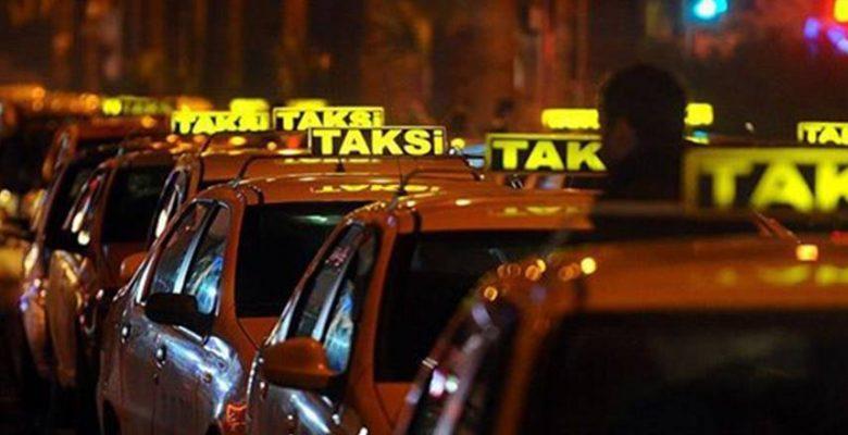 """Taksici, """"Beşiktaş'tan Harbiye'ye gitmem"""" deyince…"""