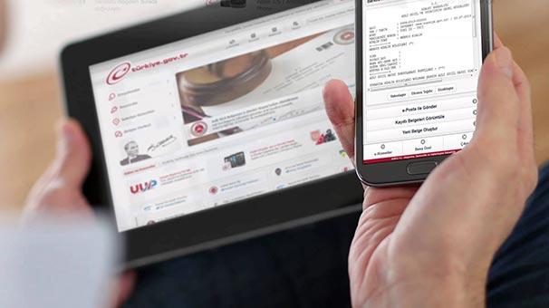 E-devlet'in kullanıcı sayısı 36.6 milyonu aştı