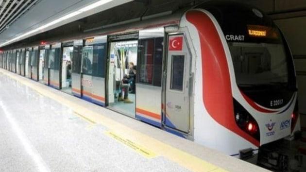 Marmaray Üsküdar istasyonu boşaltıldı
