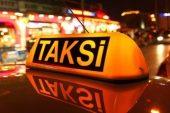 Taksi plakaları 100 bin lira birden düştü