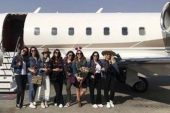 İran'da düşen uçakta yer alan pilotun son sözleri ortaya çıktı