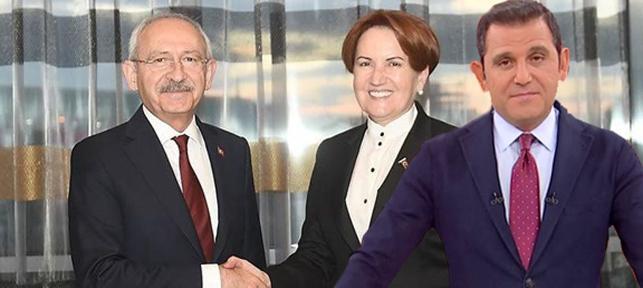 Portakal'dan CHP İYİ Parti anlaşması yorumu