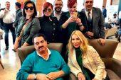 Sanatçıları taşıyan uçakta pilottan 1 Nisan şakası