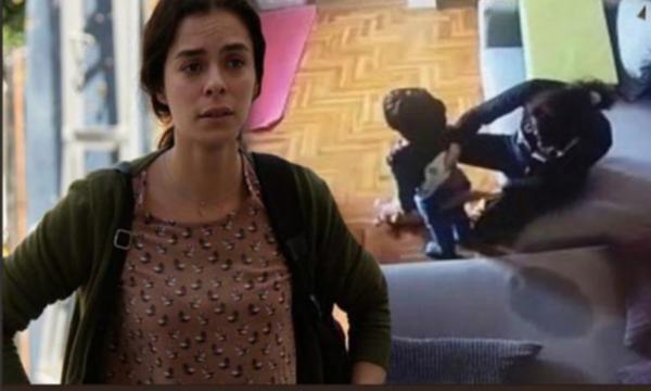 Ünlü oyuncunun yeğenine şiddet uygulayan bakıcının ifadesi ortaya çıktı