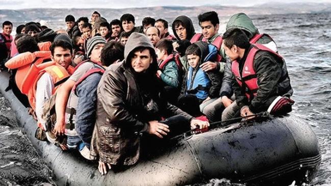 Avrupa'ya kaçan mülteci sayısı yüzde 17 arttı