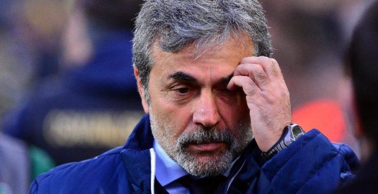 Aykut Kocaman'dan Fenerbahçe camiasına sitem
