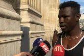 Balkondan sarkan çocuğu kurtaran göçmene Fransa'dan vatandaşlık, iş ve madalya