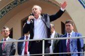 CHP Muharrem İnce'nin adaylık başvurusunu yaptı