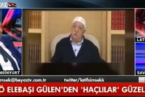 Canlı yayında Gülen'e olay sözler