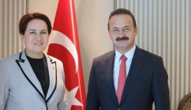 Eski BBP Genel Başkan adayı Yavuz Ağıralioğlu İYİ Parti'ye katıldı
