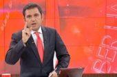 Fatih Portakal'dan 'Hürriyet gazetesi' iddiası