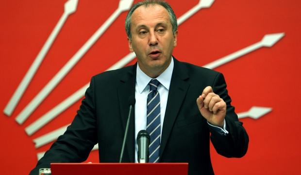 CHP'nin Cumhurbaşkanı adayı Muharrem İnce oldu, işte hayatı…