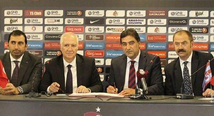 Ünal Karaman resmen Trabzonspor'da