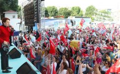İYİ Parti'nin büyük İstanbul mitingi iptal edildi