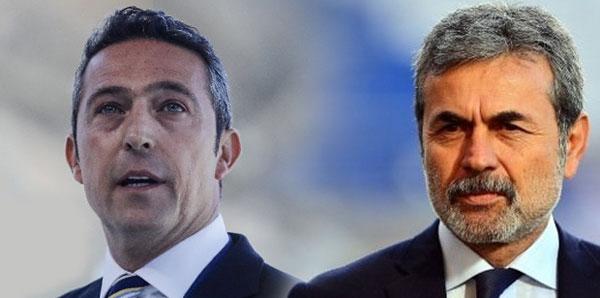 Ali Koç ile Aykut Kocaman ikinci kez görüşecek!
