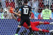 Maç Sonucu| Arjantin 1-1 İzlanda