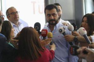 Tutuklanan CHP'li Eren Erdem'den mesaj: İlk işim…