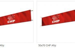 CHP Bayrağı