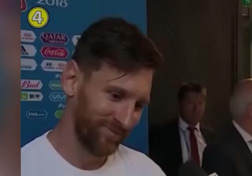 Lionel Messi'nin 'kırmızı' uğuru!