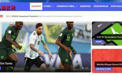 Spor Haberciliğinin iç analizi