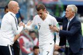 Antoine Griezmann, Uruguay'a attığı gole neden sevinmediğini açıkladı!