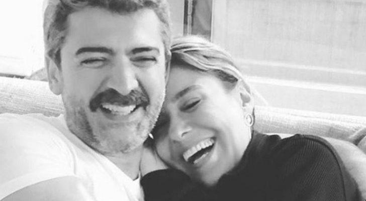 Gülben Ergen'in sevgilisi Burak Törer'den aşk paylaşımı