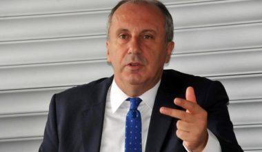 İnce'den Erdoğan'a dolar yanıtı
