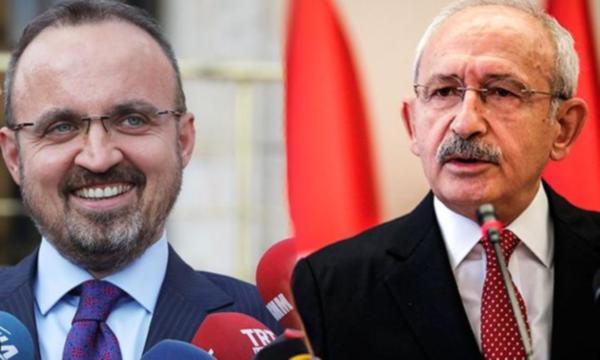 AKP'li Turan'dan Kılıçdaroğlu'na: Bitanesin