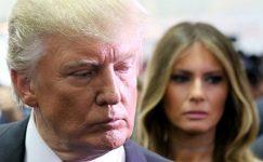 Donald Trump'tan eşi Melania'ye 'boşanma' tehdidi!
