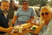 Eşkıya Dünyaya Hükümdar Olmaz oyuncuları Kıbrıs tatilinde