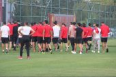 Eskişehirsporlu oyuncular antrenmana çıkmadı