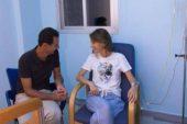 Esma Esad'a kanser teşhisi konuldu